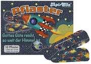 Pflaster Weltraum