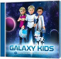 CD: Das Geheimnis der Wächter - Galaxy Kids (1)