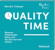 Quality time - Hörbuch