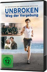 DVD: Unbroken - Weg der Vergebung