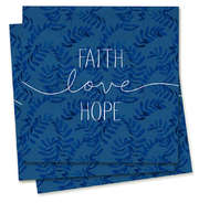 Faith-Love-Hope - Servietten