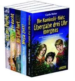 Die Kaminski-Kids: Band 1-5
