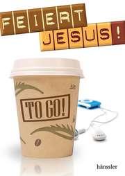 Liederheft: Feiert Jesus! - to go