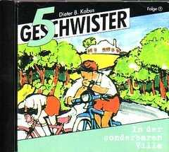CD: 5 Geschwister - In der sonderbaren Villa