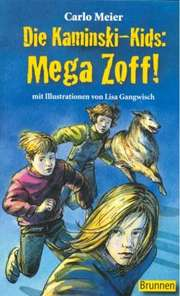 Die Kaminski-Kids: Mega Zoff!  (Taschenbuch)