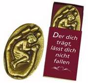 Symbol der Geborgenheit - Bronze