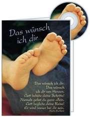 CD-Card: Das wünsch ich dir - neutral