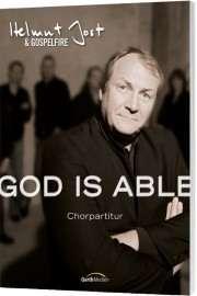 God Is Able - Liederheft