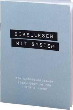 Bibellesen mit System