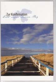 "Faltkarte ""Zur Konfirmation"""