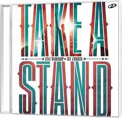 CD + DVD: Take A Stand