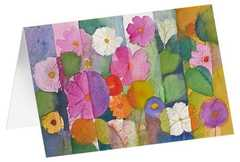 "Kunstkarten ""Blütenreigen"""
