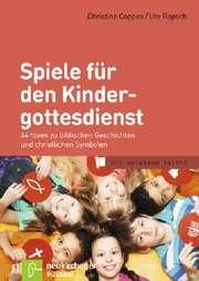 Spiele für den Kindergottesdienst