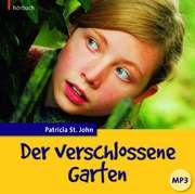 MP3-CD: Der verschlossene Garten - Hörbuch MP3