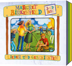 3-CD: Die Margret-Birkenfeld-Box 3