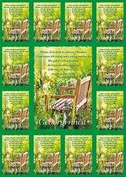 Aufkleber-Gruß-Karten: Geborgenheit - 12 Stück