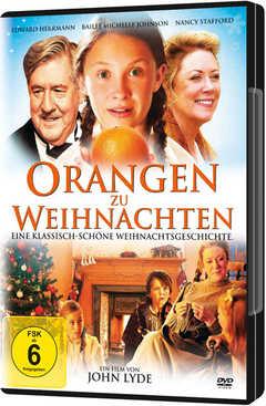 DVD: Orangen zu Weihnachten