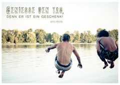 Mutmacher - Postkartenset 2 (Wasser) 5 Ex.