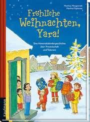 Fröhliche Weihnachten. Yara!