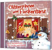 CD: Glitzerschnee und Flockentanz