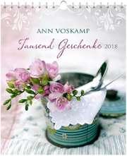 Tausend Geschenke 2018 - Postkartenkalender