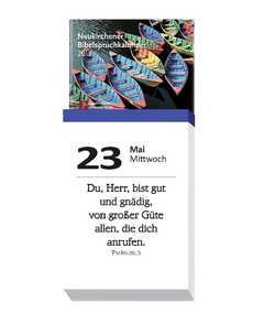 Neukirchener Bibelspruchkalender 2018 Abreißkalender