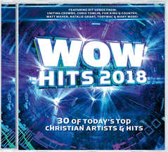 2CD: WOW Hits 2018