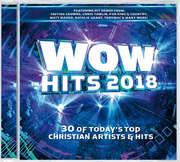 2CD: WOW Hits 2018