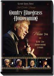 DVD: Bill Gaither's Country Bluegrass Homecoming, Vol. 2
