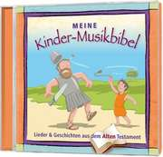 CD: Meine Kinder-Musikbibel (AT)